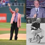"""""""Swing and a long drive…"""" Happy birthday to the #Phillies Hall of Fame broadcaster, Harry Kalas. #WeMissYou http://t.co/Ni4pnNF7hI"""