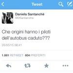 Daniela #Santanche: un mito vivente! @DSantanche - ...e cè chi ancora li vota... A voi i commenti! http://t.co/8zTb5PDcLR