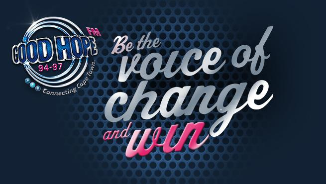 Win R2 500 every day up until 1 April. More Details >> http://t.co/s8j6tabNVR #VoiceOfChange http://t.co/qA8uyrYWiw
