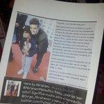 @AbrahamMateoMus Bbé, @Laura_Garcia07 lleva MESES intentando que leas su carta, ¿la sacas una sonrisa? Teamo http://t.co/ZBF1MSRBtt