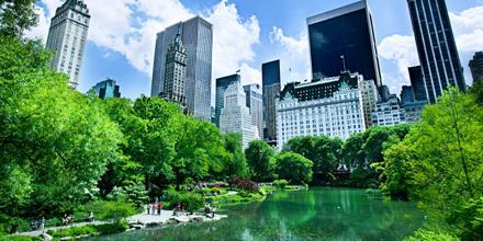 Keväinen New York kutsuu! Tarjous 1.4. asti 499 e + 3 000 pistettä, matkustusaika 5.4.-31.5.