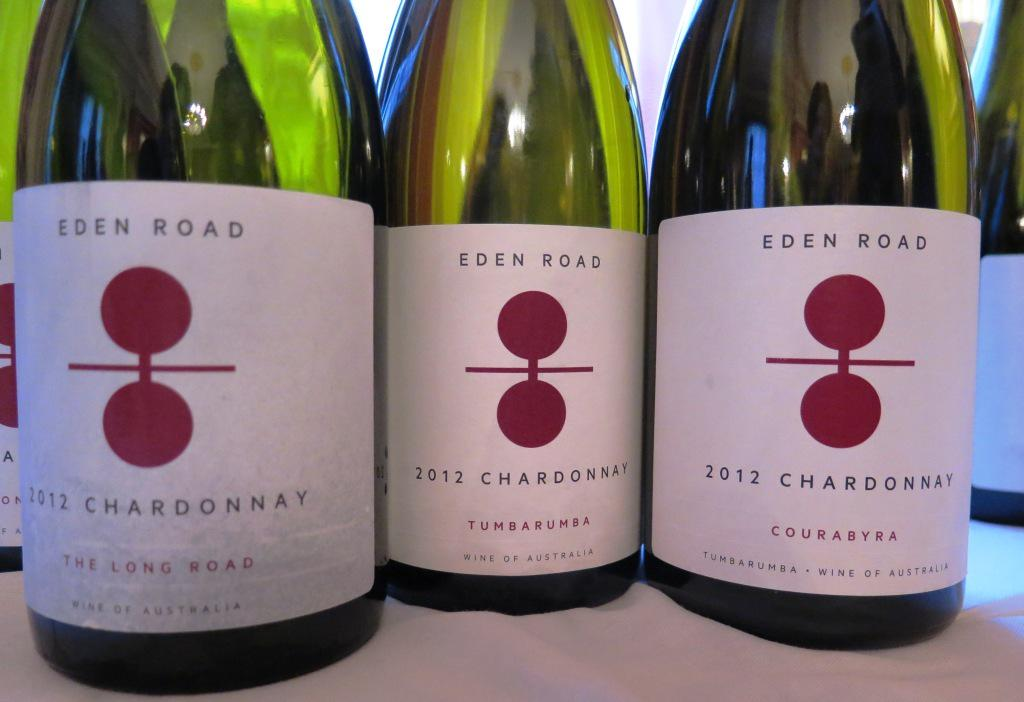 Just writing up Monday's post on @edenroadwines fab Chardonnays, my stand out at y'day's @HallowedGround1 tasting. http://t.co/Z9RMyPZK1x