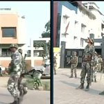 Good defence. #IndvsAus RT @ANI_news: Ranchi: Security beefed-up outside MS Dhoni's residence.
