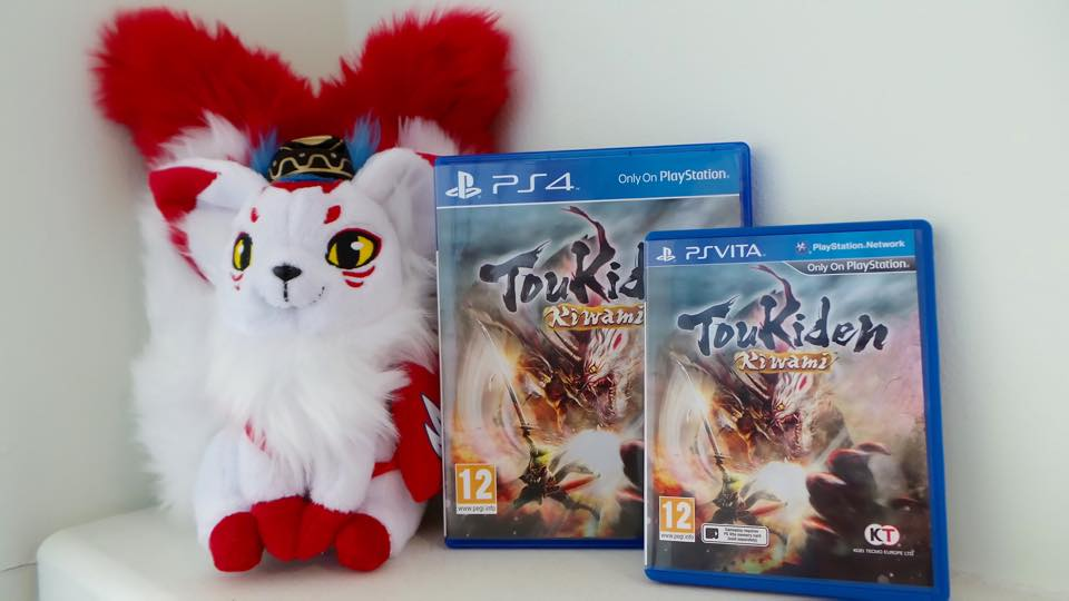 Follow & RT for a chance to win Toukiden Kiwami on PS4/Vita + plushie #Ktfamily T&Cs http://t.co/EIBVIs244f http://t.co/RGr1LnhE6a