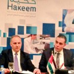 د.عدوان: قاعدة بيانات #حكيم تضم ٧٠٠ الف ملف طبي محوسب #EHSJO #Jo @ramiadwan http://t.co/wHVtRl4Duv
