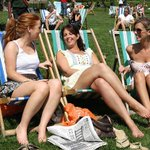 Bath will be as warm as Spain and Greece over Easter http://t.co/b5NVqBEfzx http://t.co/HHXwdAm5YD