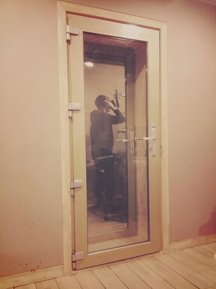 녹음중 http://t.co/fOSjV3EyHs