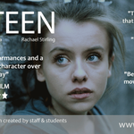 #Sixteen - a film made by staff & students from @BathSpaUni is out now in selected cinemas & from April via VOD. http://t.co/CI59uvkKKX