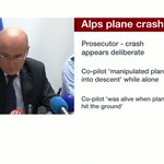 "Updates & reaction as French prosecutor says co-pilot ""wanted to destroy"" #Germanwings plane: http://t.co/jQoZU8Qz5F http://t.co/RbRGvQi6zA"