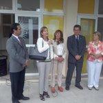 @DiarioElLitoral @diarioepoca @radio_dos @rsudamericana Inauguración del nuevo edificio de la UNNE http://t.co/4h06lhcBAd