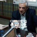 """AHORA Enrique Zuleta Puceiro RE-RE """"No lo veo a Colombi rompiendo la Constitución"""" #RadioLT7 AM900 #Corrientes http://t.co/epKIrUXvxM"""