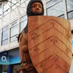 The #KnightsTrail has arrived outside @O2 at the bottom of Abington Street http://t.co/kMfQ0gLFfY