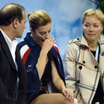 U.S. women struggle, trail Russian brilliance after World Championships short program http://t.co/36CuIYAdR9