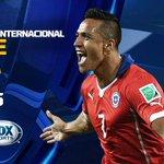 É dia de amistoso no FOX Sports! Não perca Chile x Irã, às 15h55. Veja também pelo FOX Play:  http://t.co/vh3FQMaLeF http://t.co/IWJ03UVTjK