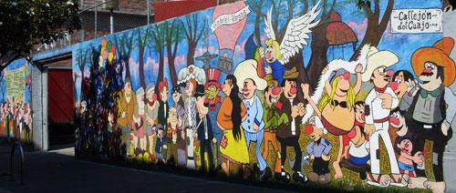 Turismo en la ciudad paseosdf influencer profile klear for Mural una familia chicana