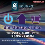 Today is the day!  Join us from 5-7pm at @InsuranceAccel, located at 321 E. Walnut St., Des Moines, IA 50309 http://t.co/HbFDDtJLuB