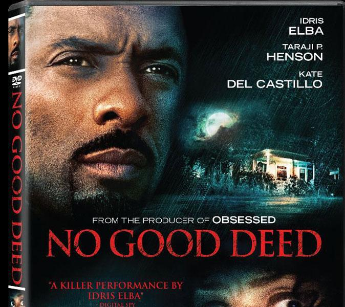 Idris Elba thriller NO GOOD DEED is out now & we're giving away DVD & LED TV! RT and FOLLOW @Daily_Star to enter #win http://t.co/GL99COEH7m