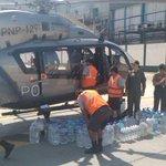 Agentes de la Aviación PNP llevarán mil kilos de ayuda a damnificados de Chosica entre agua y alimentos no perecibles http://t.co/7VitvxAlR1