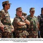 صورة: جلالة القائد الأعلى للقوات المسلحة – الجيش العربي، يتابع تمرينا تعبويا في المنطقة العسكرية الجنوبية #الأردن #JO http://t.co/RkZwIVn8dp