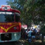 Tren brinda ayuda a pobladores de Chosica y Ricardo Palma.Hasta las 9.30 pm @canalN_ @juanalvarezm http://t.co/L6FwhLD8KF