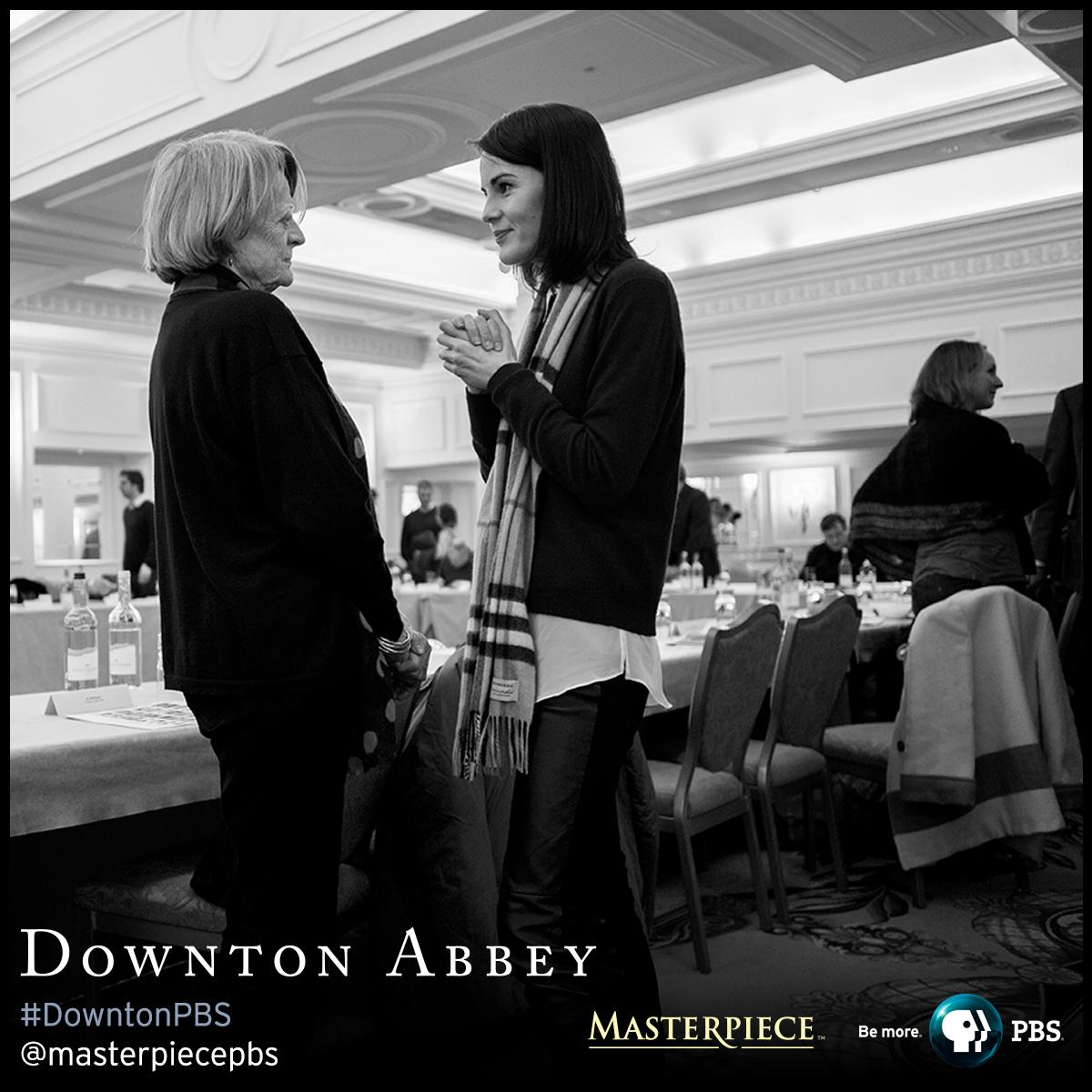 """It's official DowntonPBS Season 6 will be the final season. More info: http://t.co/sxu0WZP5rt @PBS http://t.co/yZ5K7ZdoY1"""" that's all folks✋"""