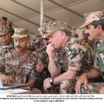 جلالة سيدنا يتابع تمرينا تعبويا في المنطقة العسكرية الجنوبية #الأردن #الجيش_العربي الله يحميك سيدنا #أردني_رافع_راسي http://t.co/yZ84COKeBK