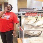 """Pizza lady"" breaks her personal record at neighborhood H-E-B: https://t.co/6wo7SNid0z #TXST #SMTX http://t.co/2Q9rXXSnz5"