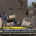 """@RPPNoticias: Pobladores de Santa Eulalia piden maquinaria para retirar rocas y lodo ► http://t.co/ai3RbKZ5tT http://t.co/86KsXYkXnU"" tenso"