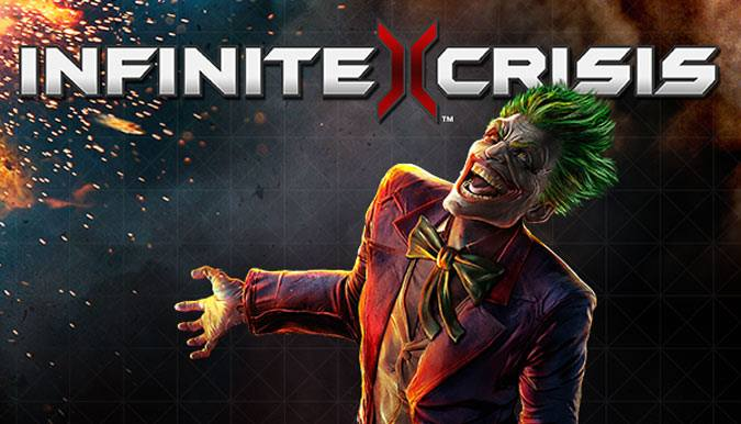 IT IS OFFICIAL! @InfiniteCrisis is  now on @steam_games!! PLAY NOW: http://t.co/RMIKz4ge5h http://t.co/3KwB7KG0D6