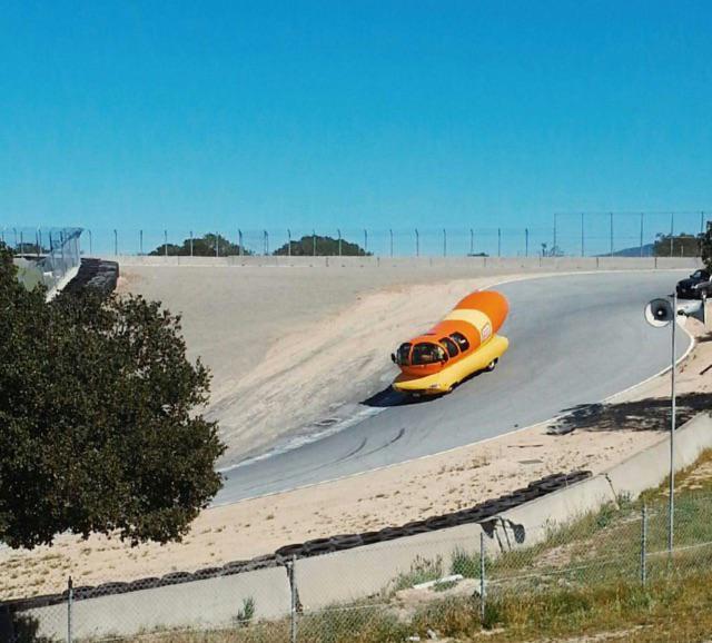 Top secret, latest #IndyCar aero kit! http://t.co/SRYx1zJLMt