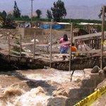 #Trujillo: en emergencia Quirihuac y Santa Rosa por desborde del rio Moche http://t.co/TuK0Q0kJMQ http://t.co/aGNOPyZOrZ
