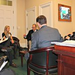 .@NACDS great meeting with your members from #Iowa today to discuss the value of pharmacy. #IA03 http://t.co/uJGi2L64v1