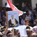 مسيرات شكر وتأييد يمنية، لجميع دول الخليج على الجهد المبذول للمشاركة في ضرب مواقع الحوثيين بـ #اليمن. #عاصفة_الحزم - http://t.co/PImeufZ6V1