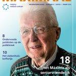 Lees hier ons patiëntenmagazine Máximaal (PDF) -> http://t.co/8XtZ761cM0 http://t.co/TP5SnaDd0L