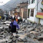 [AMPLIACIÓN] Gobierno declaró en emergencia a Santa Eulalia por caída de huaicos http://t.co/0XrOOAZ7y7 http://t.co/tA7yVrDnFF