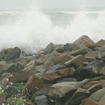 Alerta en #CostaVerde: policía cierra playas por oleaje moderado http://t.co/h5sretAHIe http://t.co/2mW6bPM5Xd
