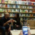 Cominciamo la presentazione di #instagrammarketing di @IlarysGrill aperitivando con @Rosso__Antico :) http://t.co/RYmBIRlAha