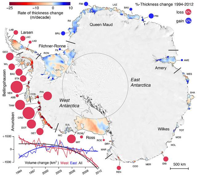 Antarctic ice shelves rapidly thinning https://t.co/oEQuey2ZJW http://t.co/B1RdGGcBXu