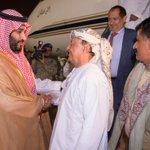 اول صورة لوصول الرئيس هادي الى #الرياض قادما من سلطنة عمان #اليمن #صورة #عاصفة_الحزم #الحرب_على_الحوثيين #الحوثي http://t.co/33Jbh479HR