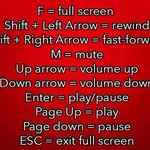 Handy Netflix shortcuts: http://t.co/yUPayq4BNn