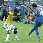 [CRÓNICA] La TRI venció a Colombia y quedó a un paso de clasificar al Mundial Sub 17. http://t.co/cbiF1QXMIn http://t.co/yaqDU5wpfj