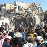 #اليمن: ستة أطفال من بين العشرات الذين قتلوا في الهجمات التي قادتها #السعودية http://t.co/Ii4ChdvTP5 http://t.co/Txwqq8ga5Y
