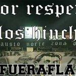 Largate yaaaaaaaaaa #FueraFlabio http://t.co/cGn7byohcY
