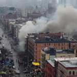 JUST IN: Up to 30 injured in NYC building collapse on 2nd Avenue http://t.co/aitRXBzkuy (photo: @jmeyers44) http://t.co/UbfZh3fJD6