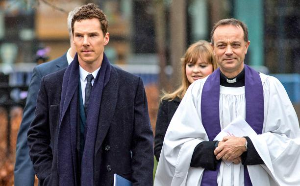 Watch Benedict Cumberbatch read poetry at the reburial of King Richard III: