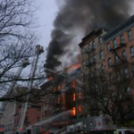 """(ABC) DEVELOPING: FDNY: 7-alarm fire after """"major building collapse"""" in Manhattans East Village: http://t.co/1IasnrjWd0"""