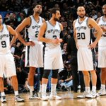 Healed-up @spurs are still working to scare up their Finals mojo. READ: http://t.co/e56DHNpyV3 http://t.co/W7IvaP2xZq