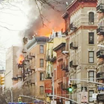 UPDATE: At least 30 injured in building explosion, collapse in NYC. LIVE COVERAGE >> http://t.co/InQfD9KR8C #Q13FOX http://t.co/PFnDOc5R2h
