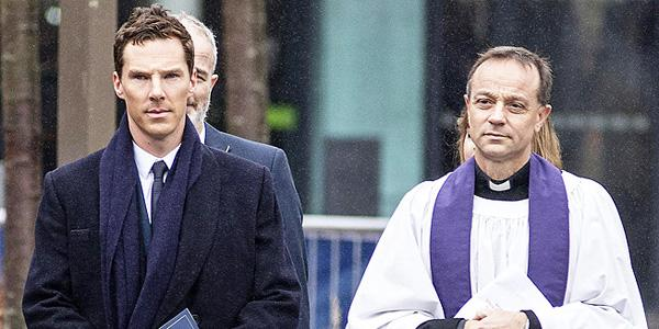 Benedict Cumberbatch is basically royalty (but really, he is)