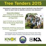 Become a certified #Hartford Tree Tender! RSVP to emilyp@knoxparks.org http://t.co/d0NiNjJVZi
